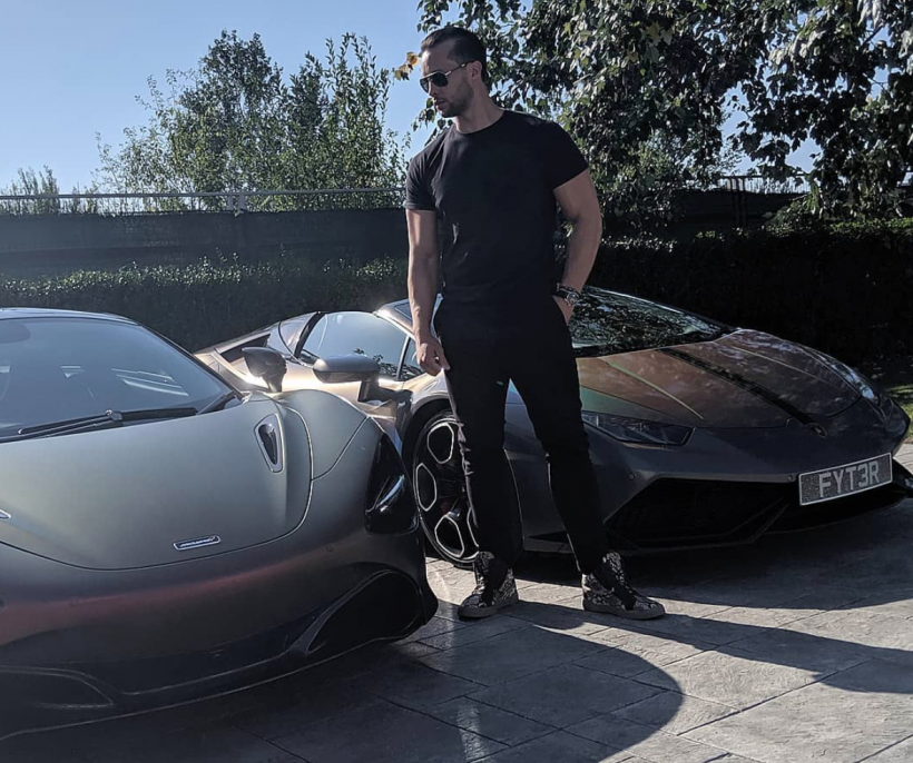 Meet Tristan Tate : The ex-pro fighter turned luxury lifestyle and travel influencer