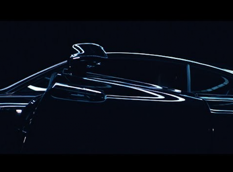 Rolls-Royce promotes its new cars with the help of a bionic performance artist and 3D printing