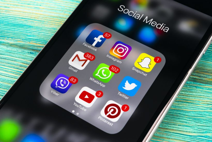 The latest social media trends observed in 2019