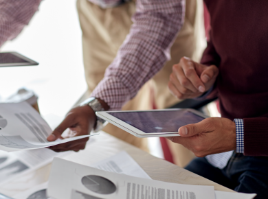 What are the benefits of a Business Tablet?