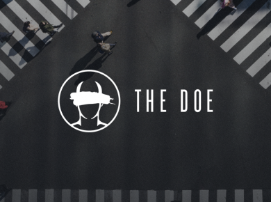 Society only hears those who shout the loudest, but 'The Doe' gives whispers a platform