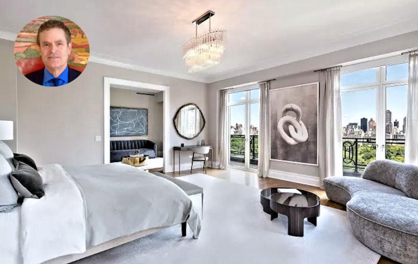 NYC Penthouse of Dr Lindsay Rosenwald