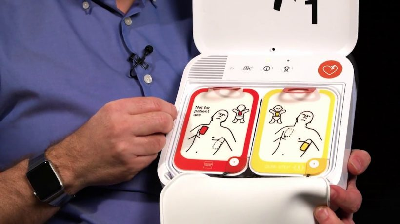 Four Points for Instruction When Using AED Pads