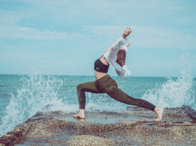 The Yoga Prescription: Relieve Pain, Strengthen, Improve Performance
