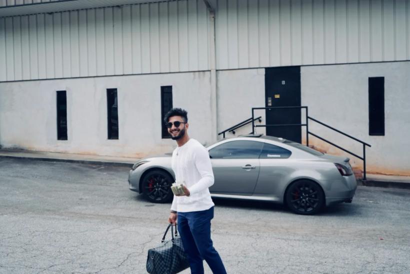 Teen Entrepreneur Faiz Imran's Sweet Success at Age 17