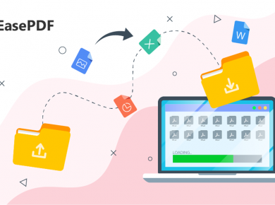How to Merge PDF with EasePDF for Free 2020
