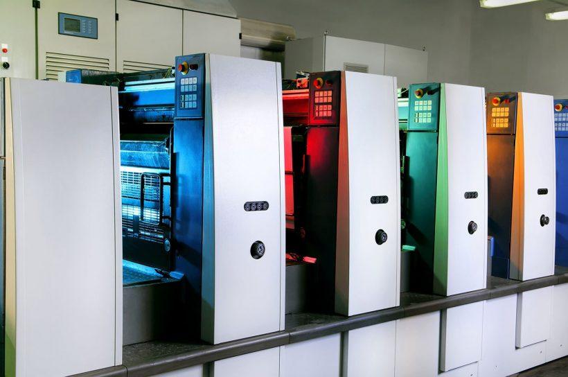 Offset Printing Technology