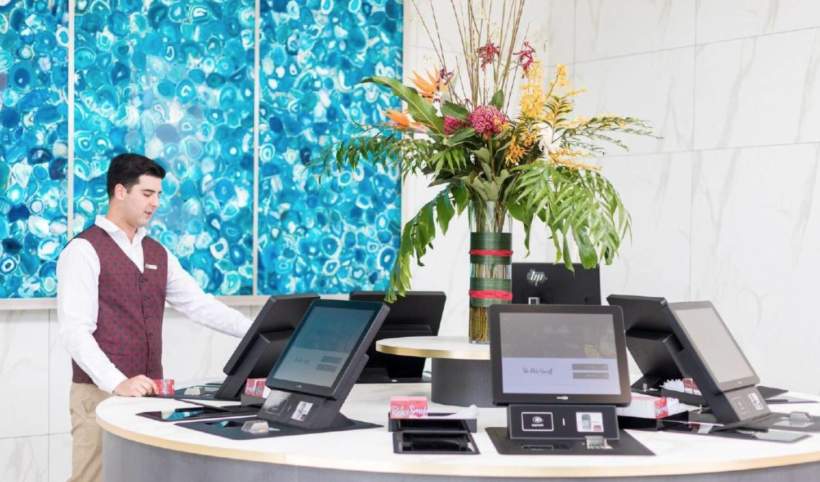 How Do Hotels Benefit From Installing Self-Check-In Kiosks?