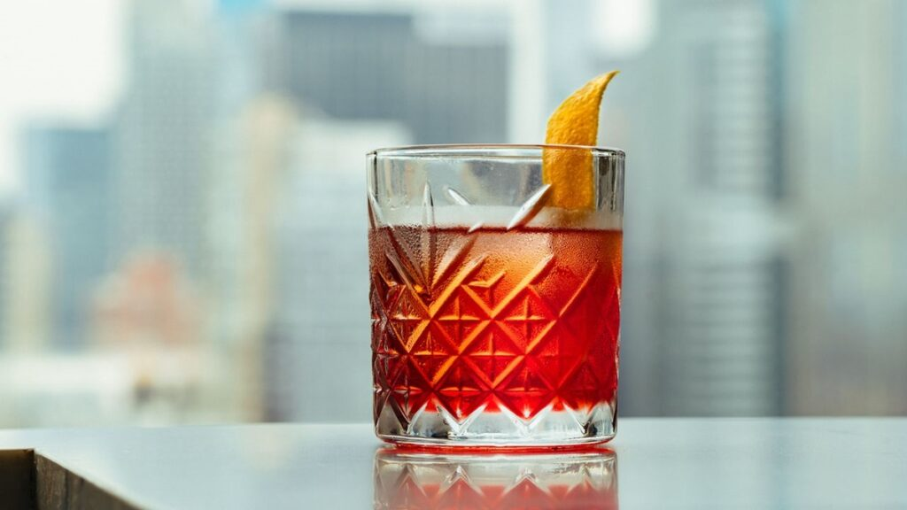 the Importance of Negroni Cocktail and its origin