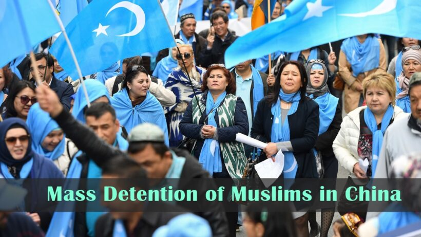 Mass Detention of Muslims in China