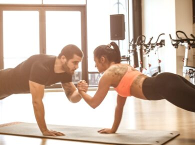 4 Tips for Sticking With an Exercise Routine