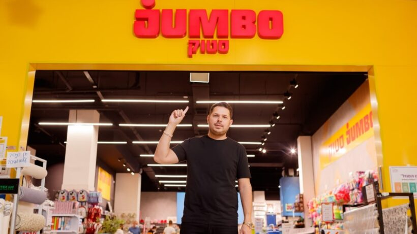 Entrepreneur Roy Vanono Talks About How Jumbo Stock's Global Supplier Network Enables Them to Provide The Best Prices