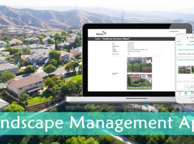 Are you Using the Right Kind of Landscape Management App?