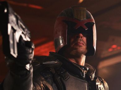 Karl Urban To Return As Judge Dredd?