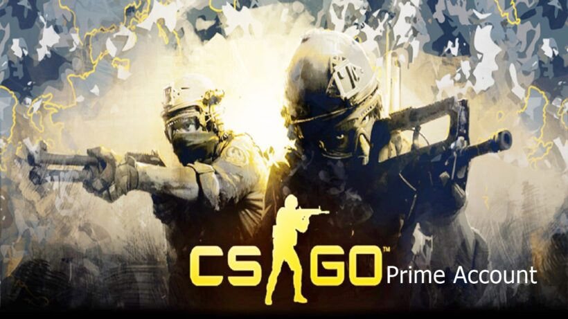 COUNTER STRIKE GLOBAL OFFENSIVE (CSGO) - PRIME ACCOUNT