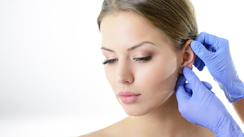 Ear Correction Surgery , Otoplasty or Ear Pinning.