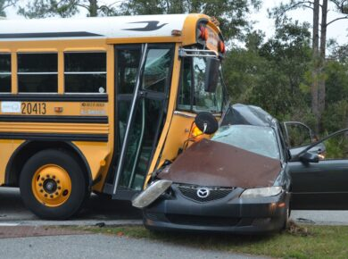 Who Is Liable for My Medical Bills If I Am Involved in a Bus Accident?