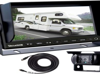 An In-Depth Look at Rear Semi Trailer Cameras