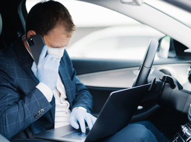 Protection From Environment-related Dangers While Driving