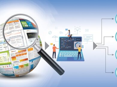 Web Scraping tool- for the Marketing field