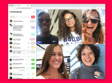 What Makes Houseparty a Safe, Fun Way to Connect in 2021