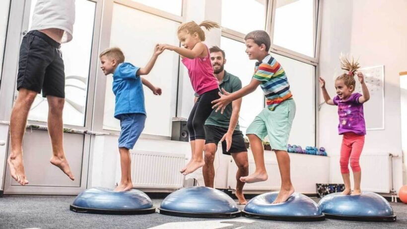 Exercise Improves Development and Growth