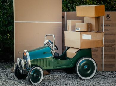 Make Your Moving Greater With Your House Item by The Speedy Care Of Local Movers