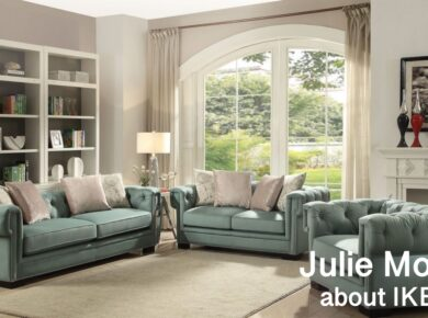 Julie Mott's Guide to IKEA's Multipurpose Furniture You Must Get in 2021