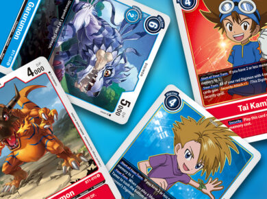 A review on The New Cards Game