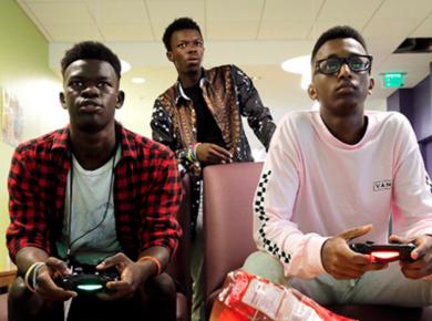 Social Gaming and its Benefits