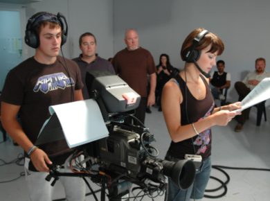 How film schools teach the process and ethics of filmmaking?
