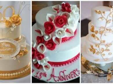 Anniversary Cakes for Friends