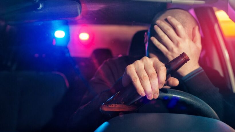 Consequences of Driving While Intoxicated