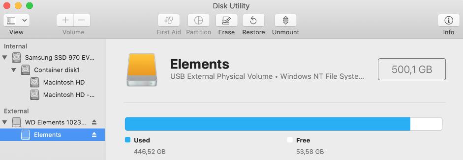 Enabling NTFS write in macOS the Open source way | by Viktor Šulák | Mac  O'Clock | Medium