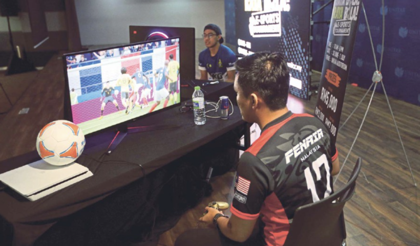 Oomba Michael Williams Explains Why ESports Are the Next Big Sport