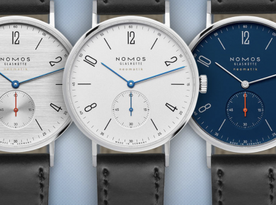 The Best Nomos Glashutte Watch Models to Consider in 2021