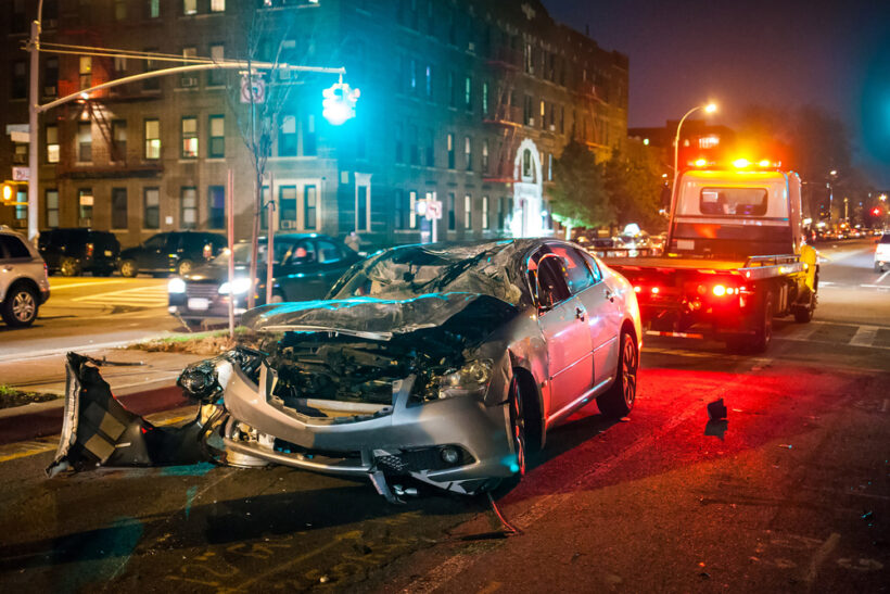 What Affects the Severity of a Car Accident?