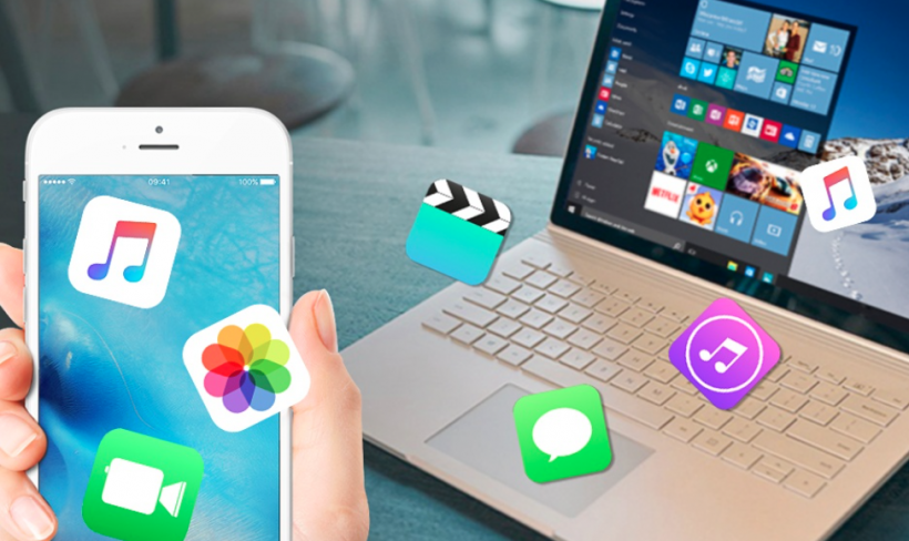 How To Transfer Files And Photos From PC To iPhone without iTunes?