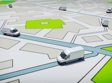 How GPS Fleet Tracking Can Benefit Your Small Fleet