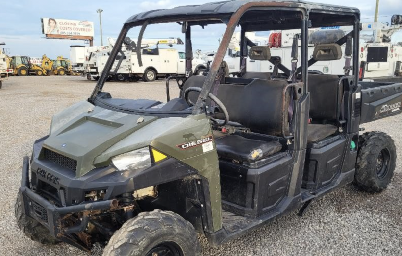 How Do You Like Your Polaris Ranger – Basic or Modified?