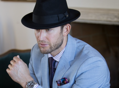 A Guide to Shopping for Men's Fedoras