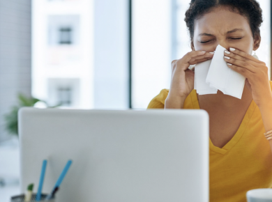 Blocked Nose: When Should You Worry?